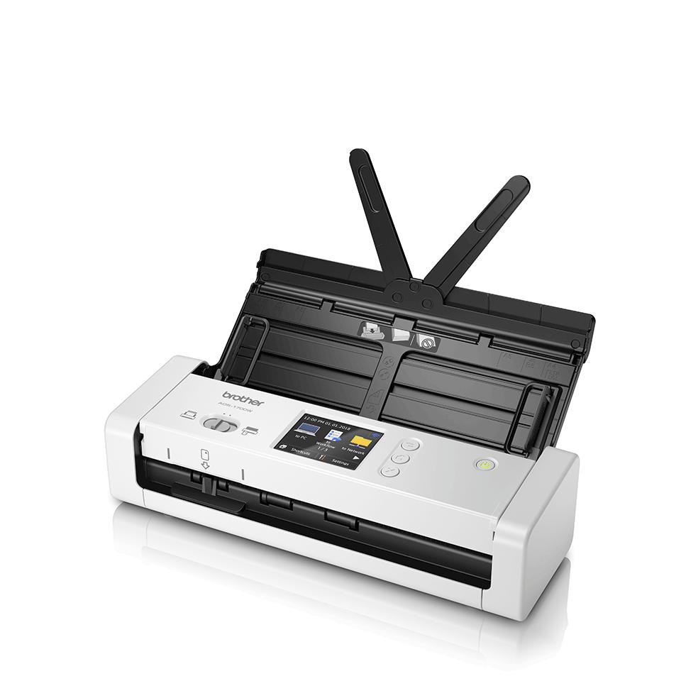 ADS-1700W Scanner de documents intelligent et compact 2