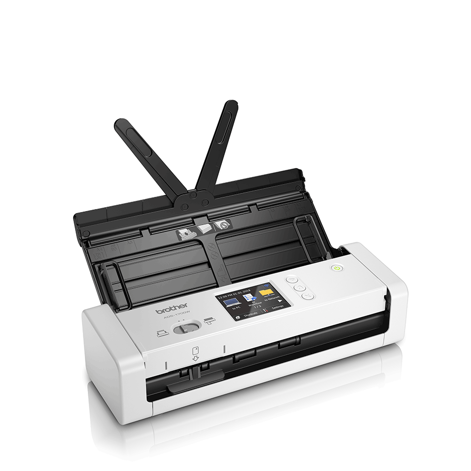 ADS-1700W Slimme, compacte documentscanner 3