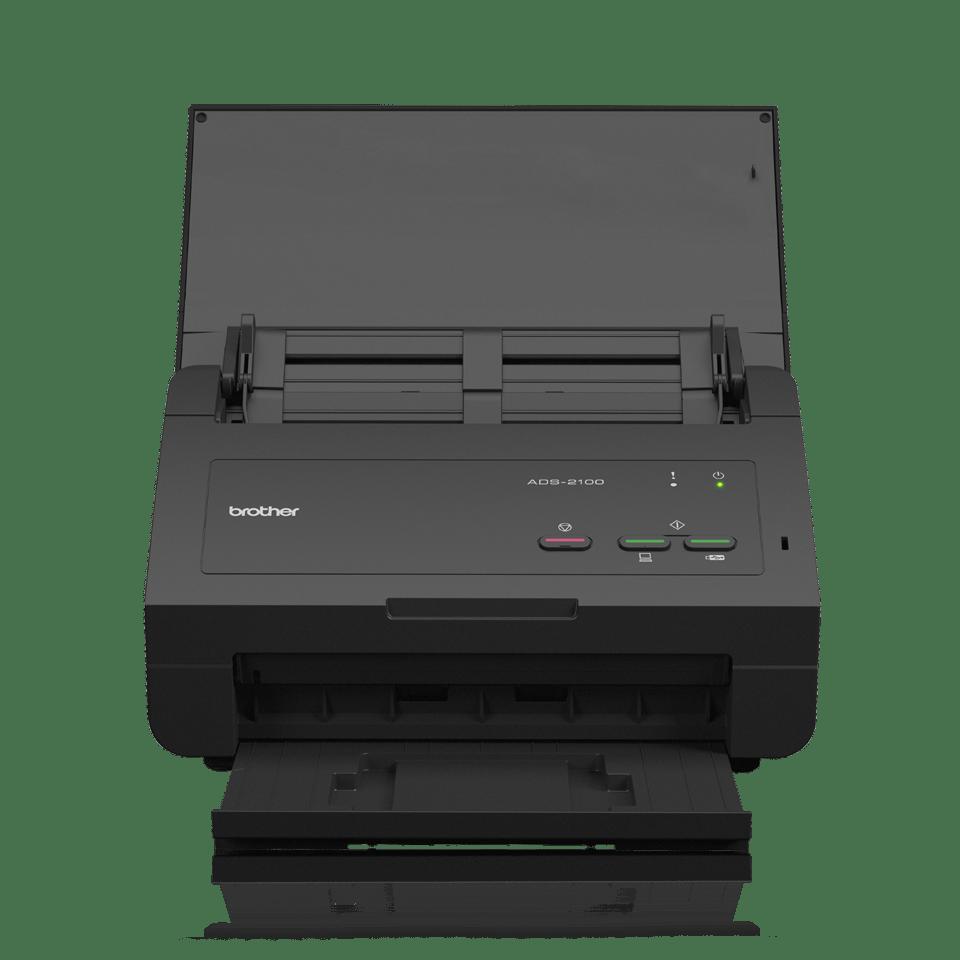 ADS-2100 desktop scanner 4