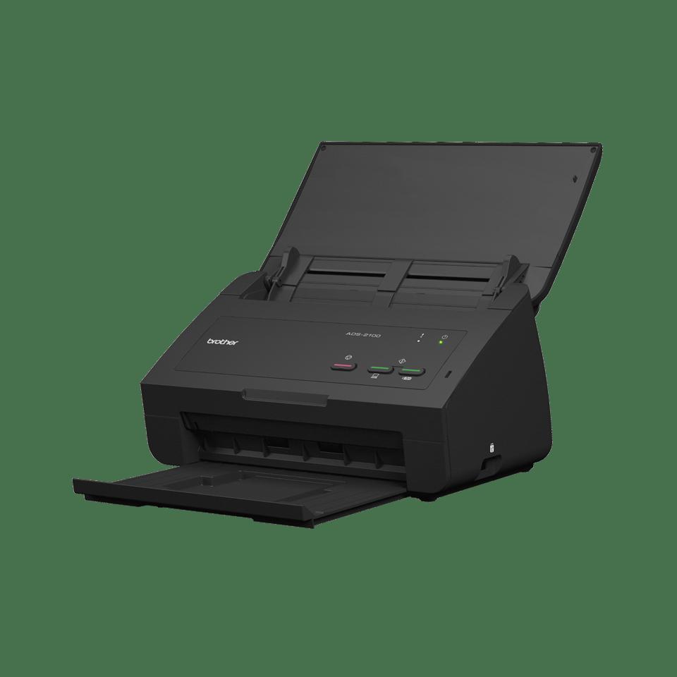 ADS-2100 desktop scanner 5