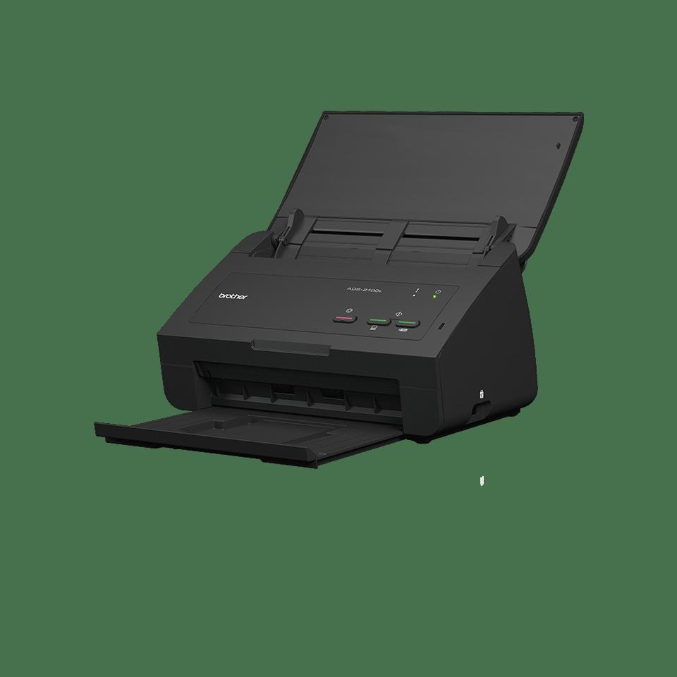 ADS-2100e desktop scanner