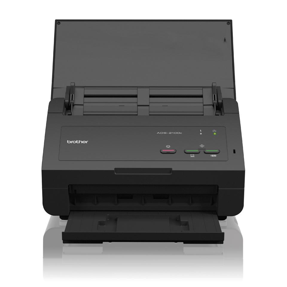 ADS-2100e desktop scanner 2