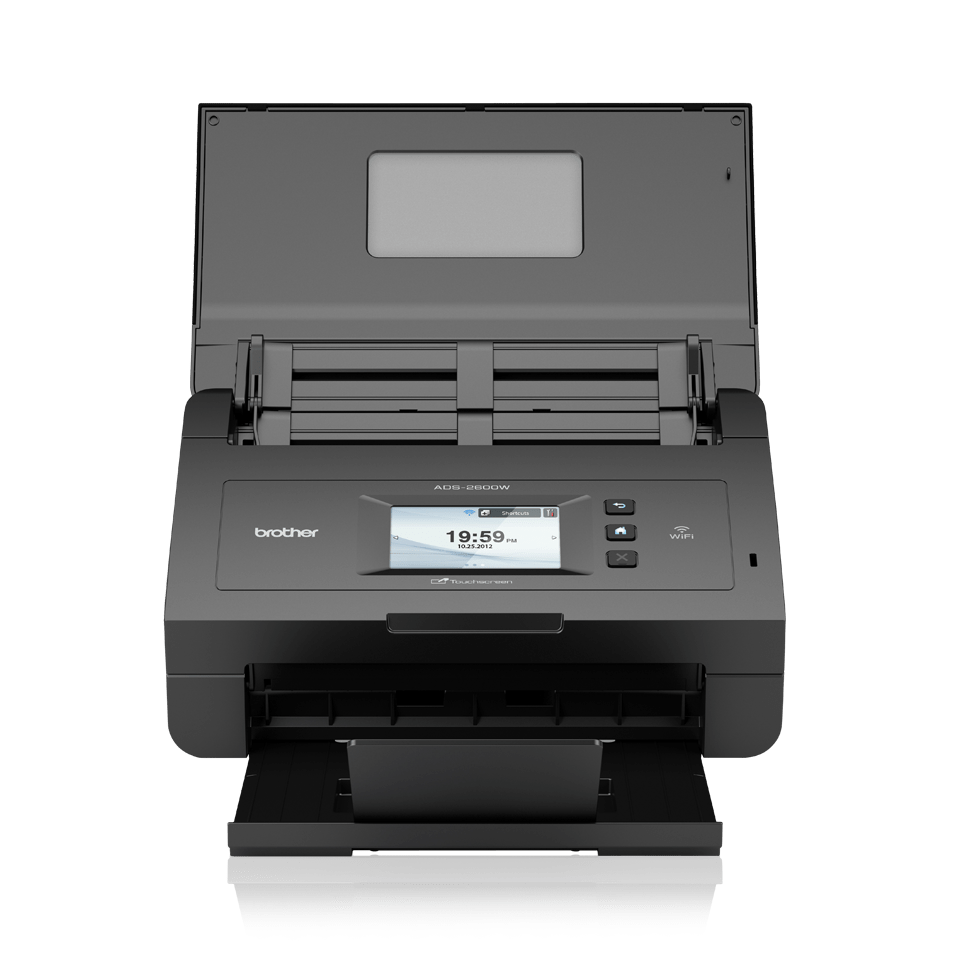 ADS-2600W desktop scanner 4