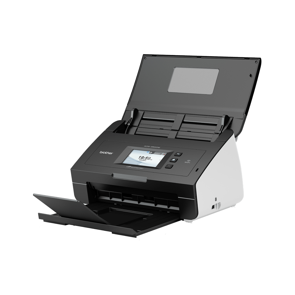 ADS-2600W desktop scanner 5