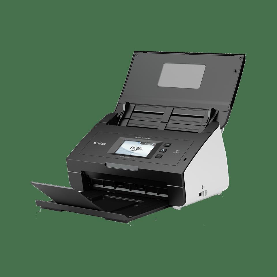 ADS-2600W desktop scanner 5