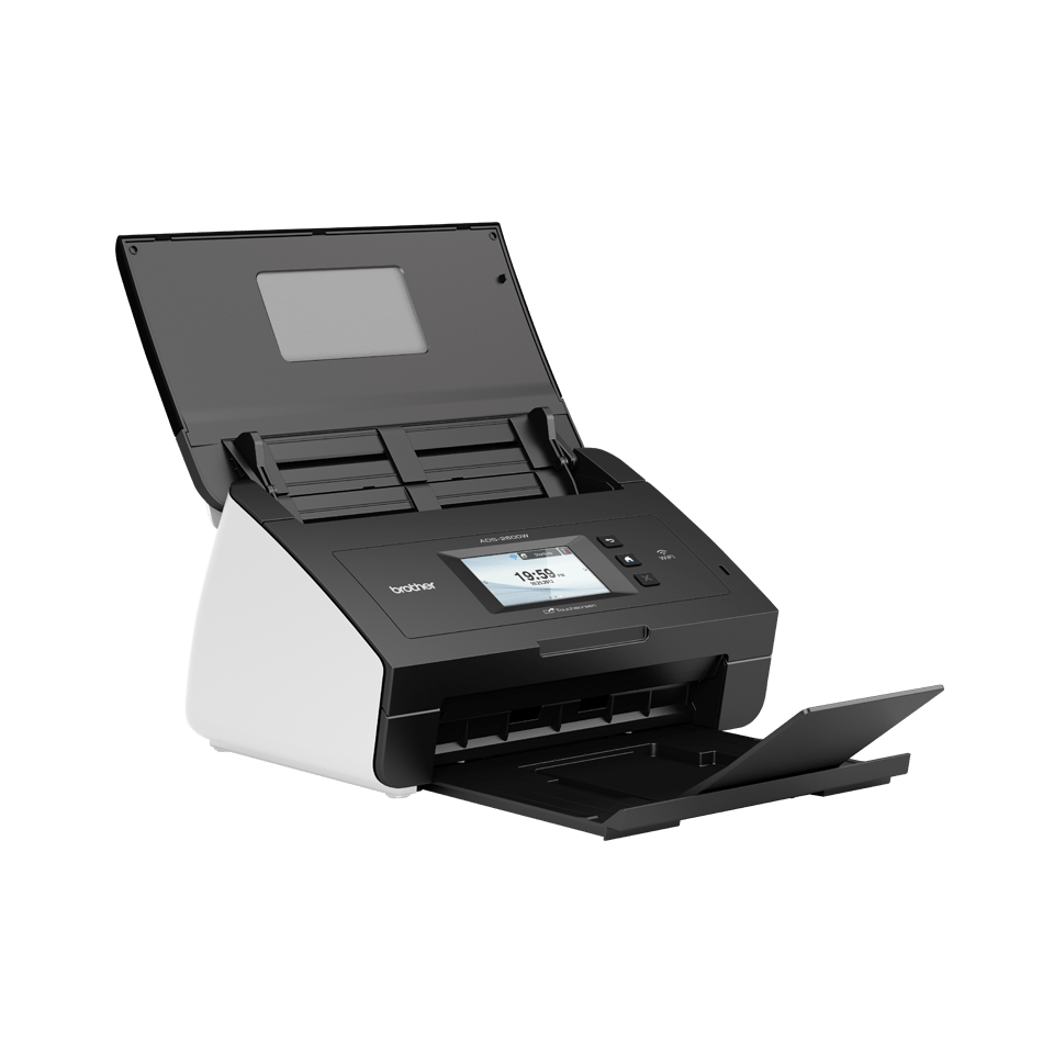 ADS-2600W desktop scanner 6