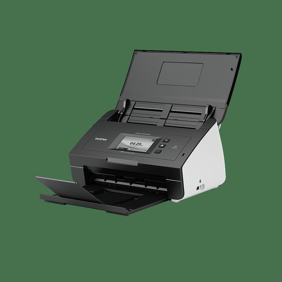 ADS-2600We desktop scanner