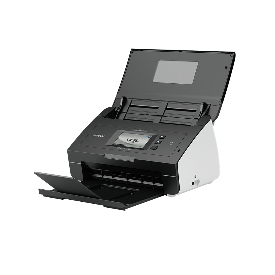 ADS-2600We desktop scanner