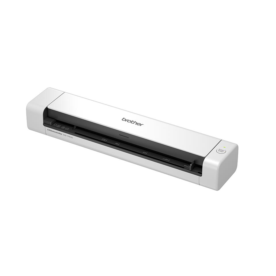 DS-740D scanner portable 2