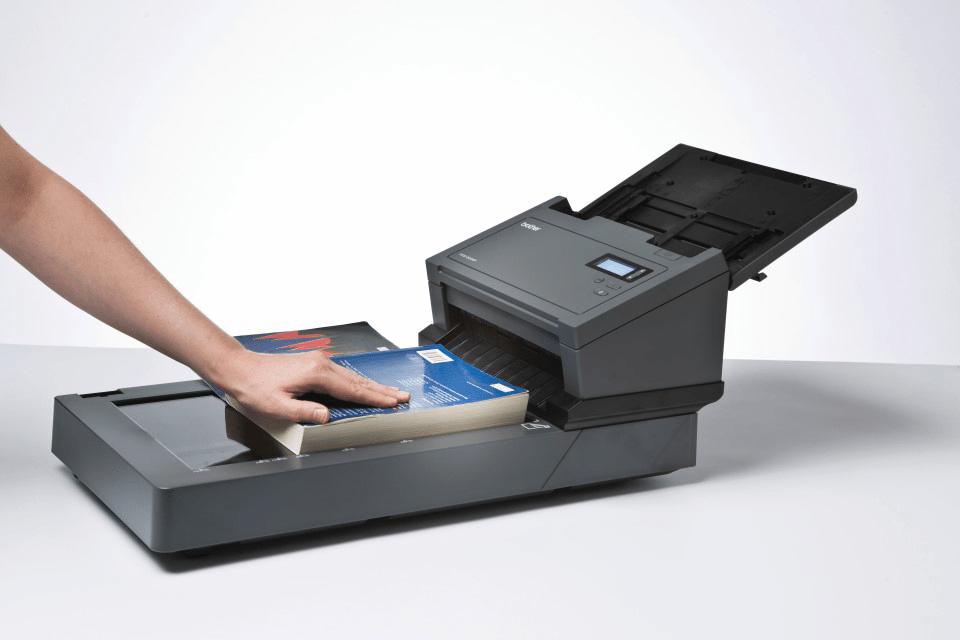 PDS-6000F scanner à plat professionnel 3