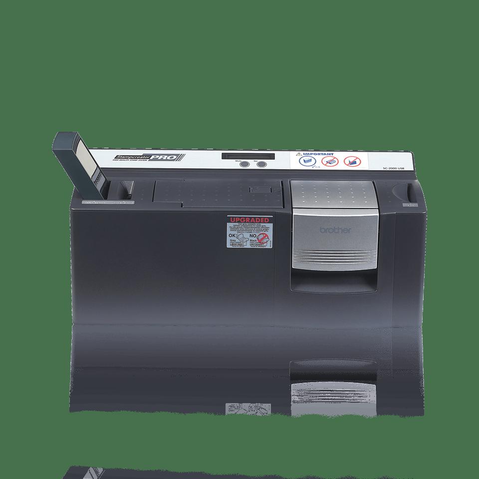 SC-2000USB Stampcreator PRO stempelmaker 2