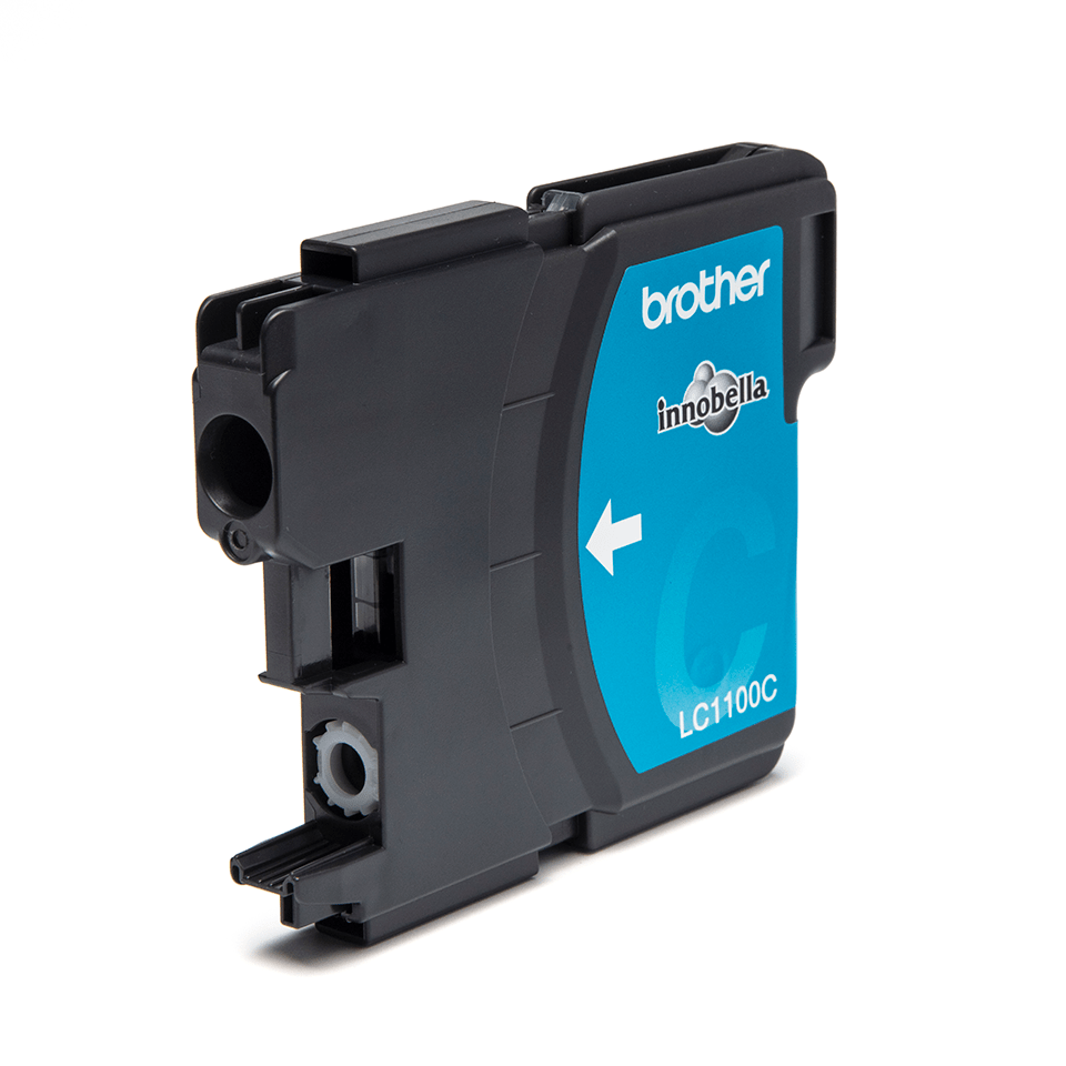 Brother LC1100C cartouche d'encre cyan 2