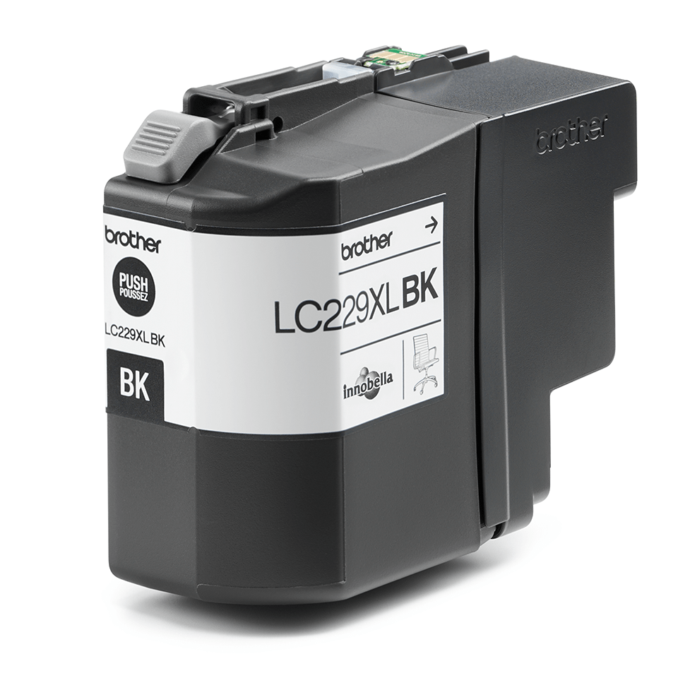Brother LC229XLBK inktpatroon zwart 2