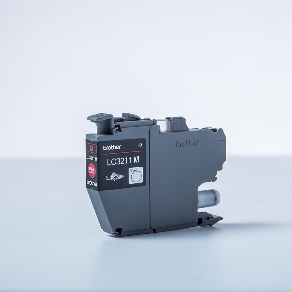Origineel Brother inktpatroon LC3211M - magenta