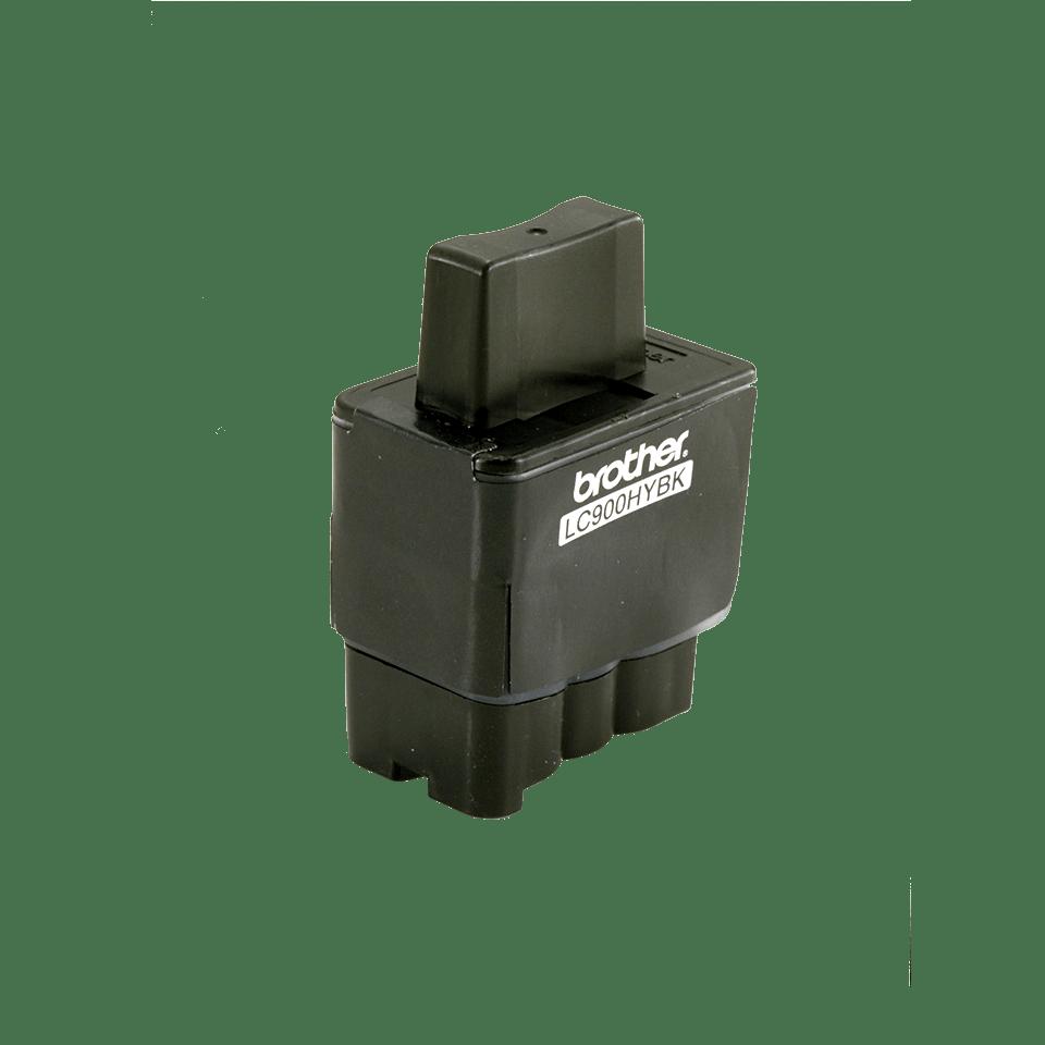 Origineel Brother inktpatroon LC900HYBK - zwart - hoog rendement