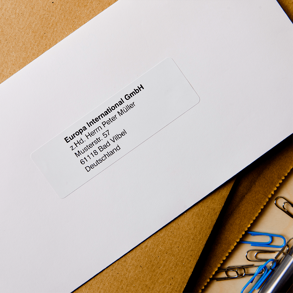 DK-11201 étiquettes d'adressage standard Brother originales 2