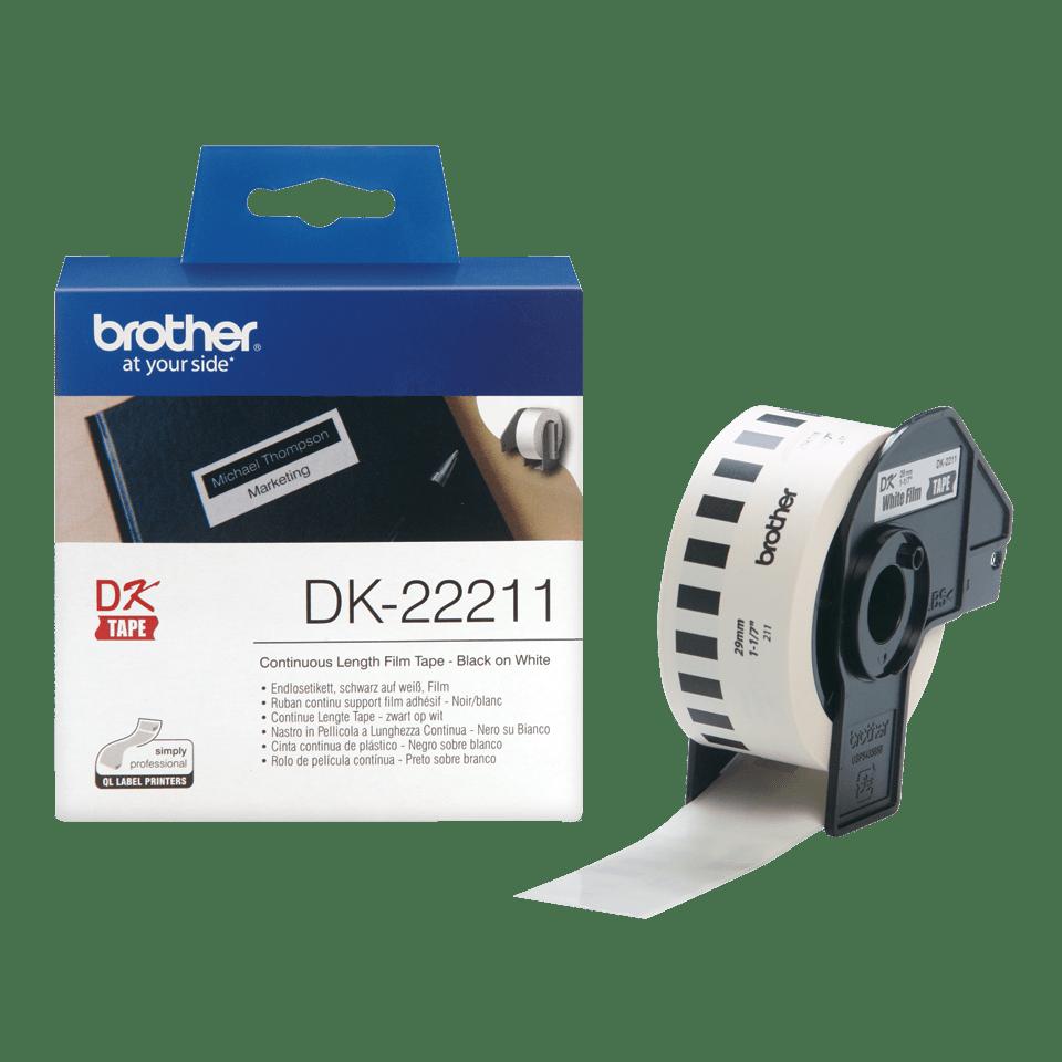 DK-22211 étiquettes Brother originales