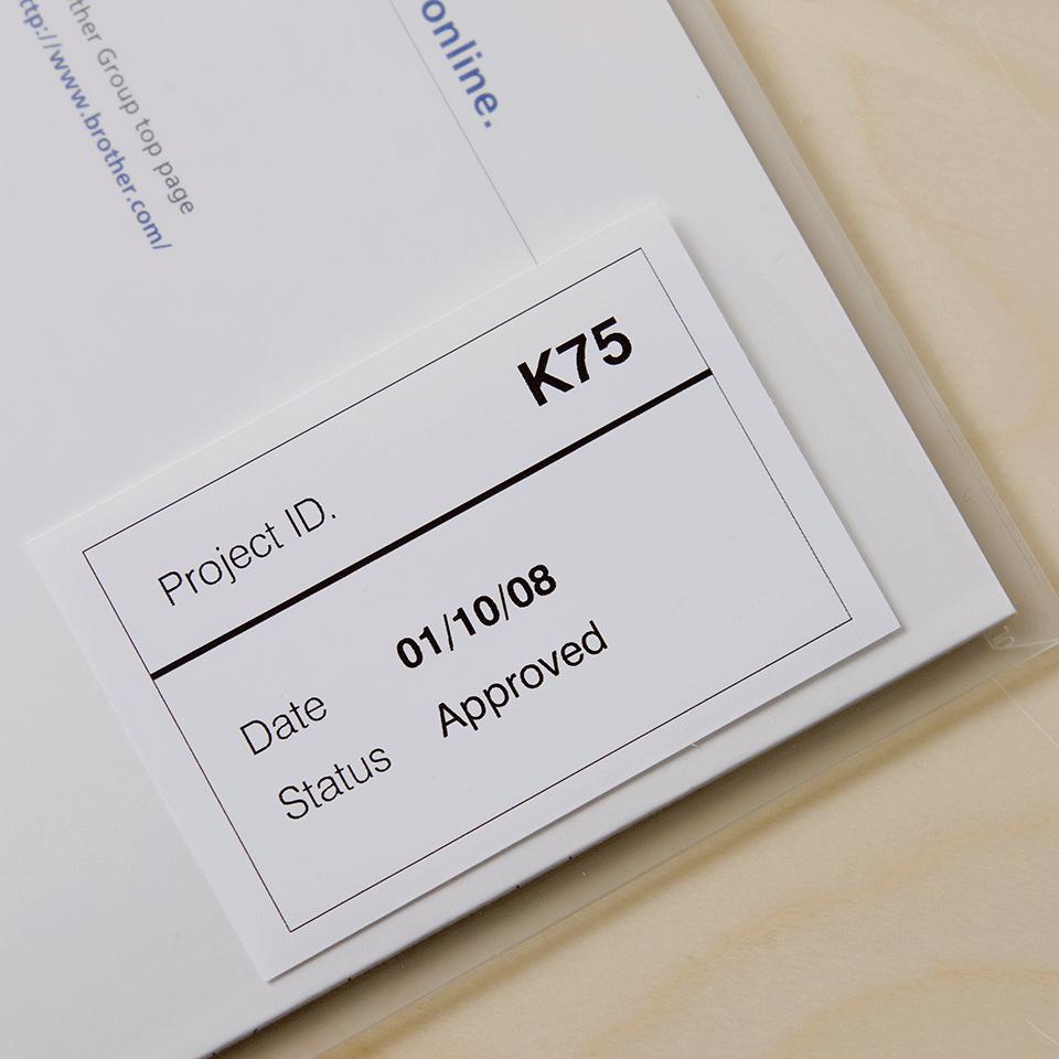 DK-22212 étiquettes Brother originales 2