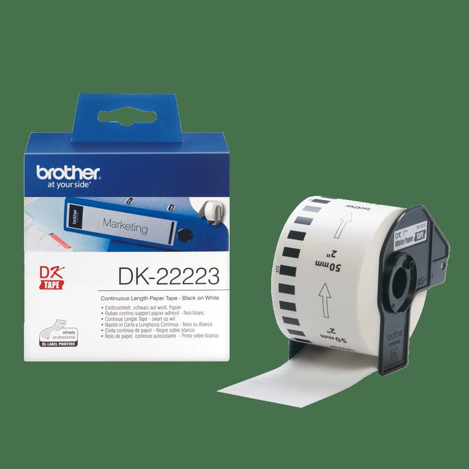 DK-22223 étiquettes Brother originales