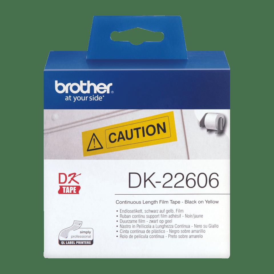 Originele Brother DK-22606 labels 2