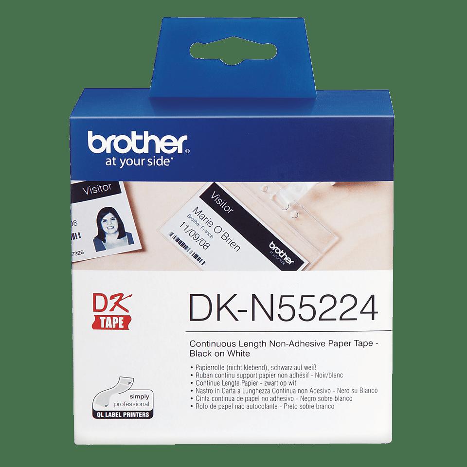DK-N55224 étiquettes Brother originales