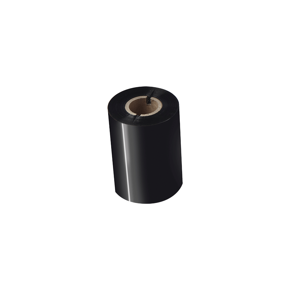 BRP-1D300-080 Premium resin thermal transfer lint met zwarte inkt 2
