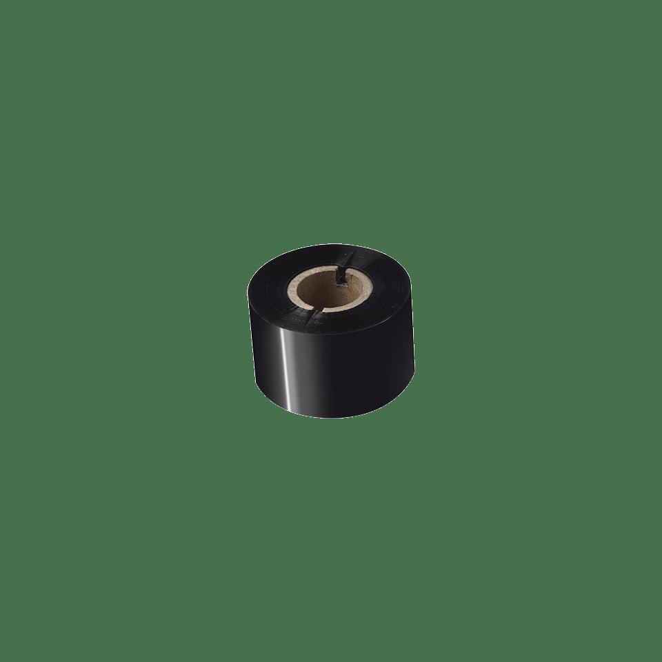 BWP-1D300-060 Premium wax thermal transfer lint met zwarte inkt 2