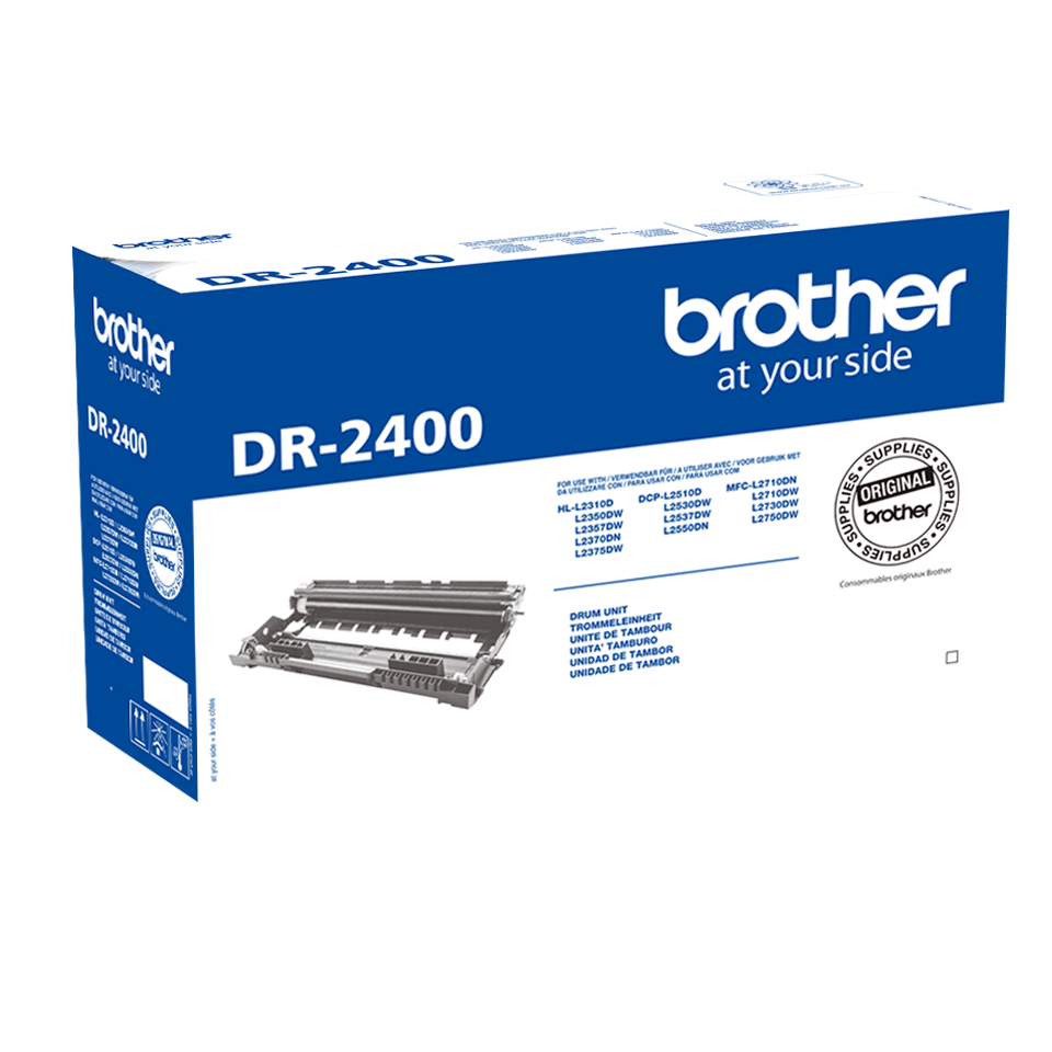 DR-2400 unité tambour Brother originale 2