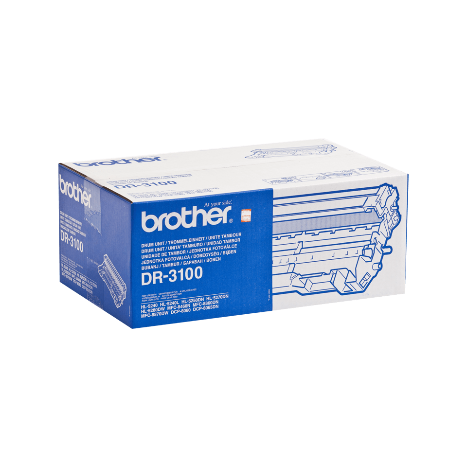 Brother DR3100 drumeenheid 2