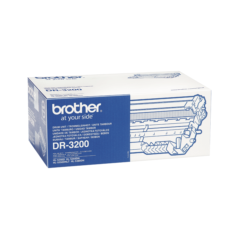 Brother DR3200 drumeenheid 2