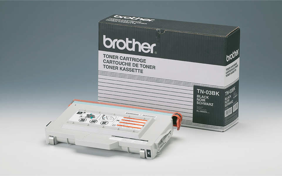 Brother TN03BK toner noir - rendement standard