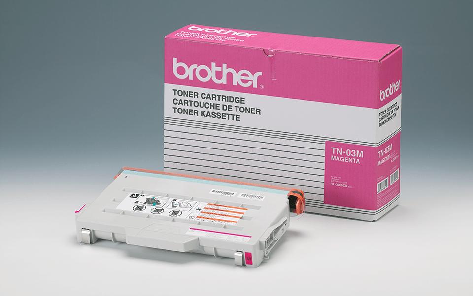 Brother TN03M toner magenta - standaard rendement