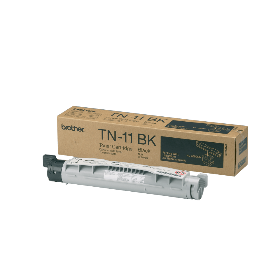 Brother TN11BK toner noir - rendement standard