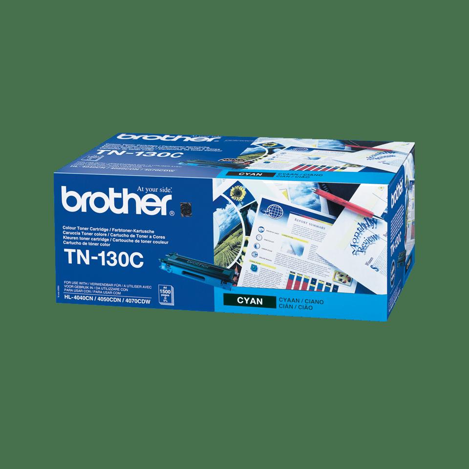 Brother TN130C toner cyan - rendement standard 2