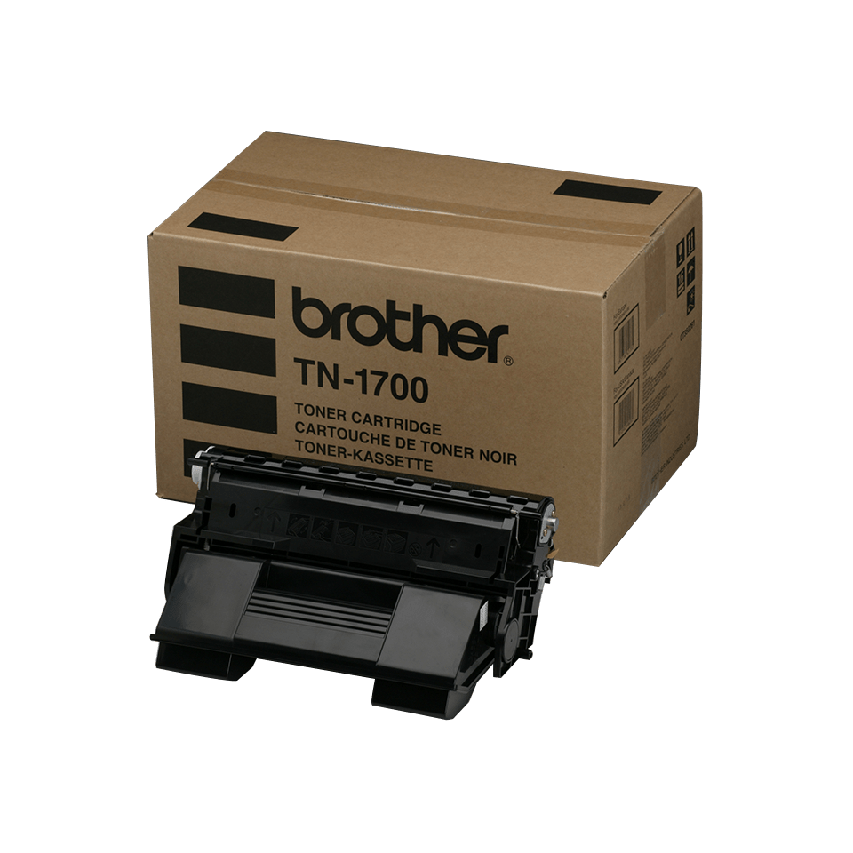 TN-1700 originele zwarte Brother toner 0