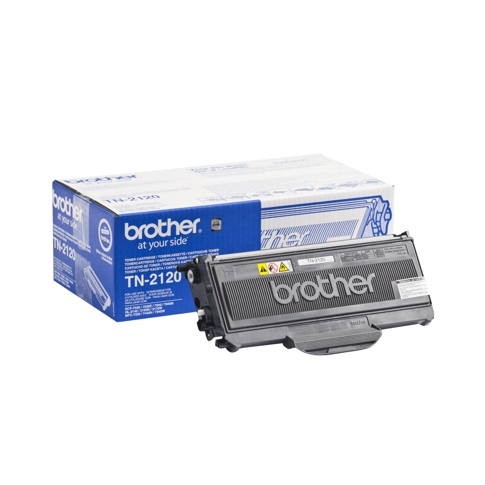 Brother TN2120 toner zwart - hoog rendement