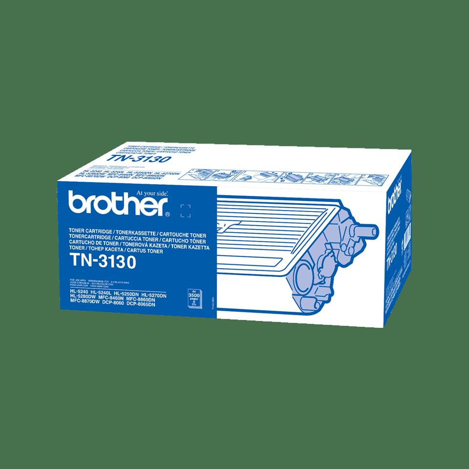 TN-3130 originele zwarte Brother toner met standaard rendement 2