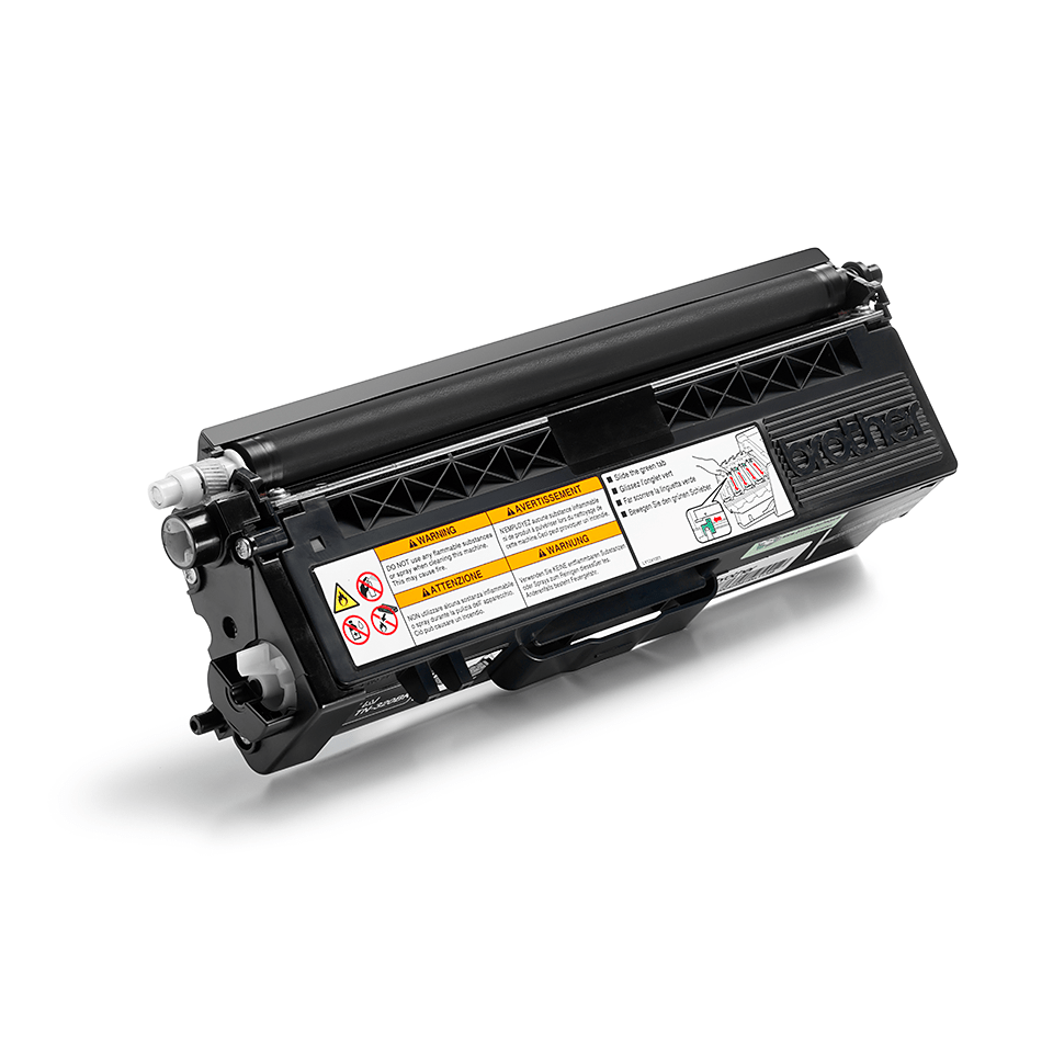 TN-320BK toner noir d'origine Brother à rendement standard 0