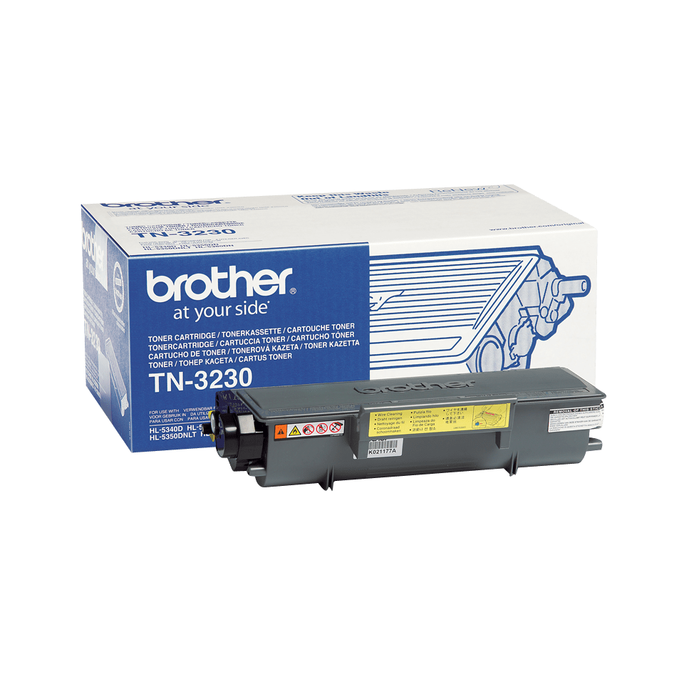 Brother TN3230 toner noir - rendement standard 2