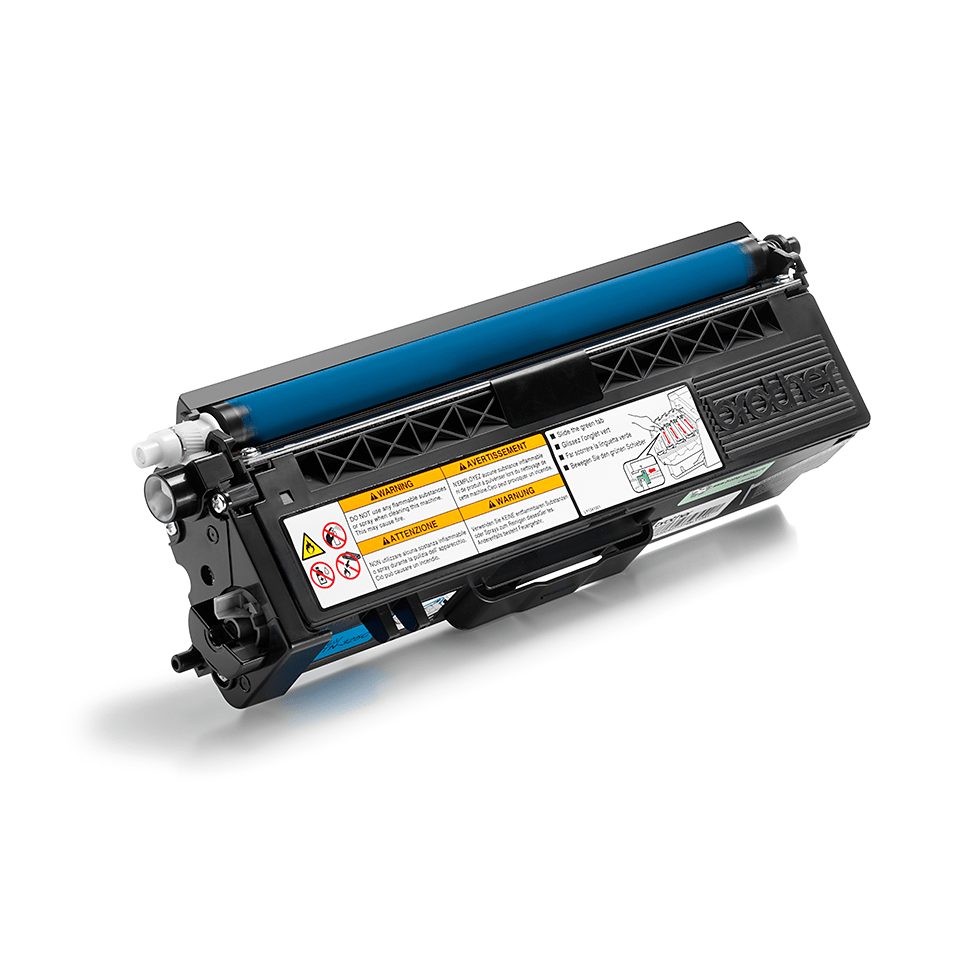 TN-325C originele cyaan Brother toner met hoog rendement 2