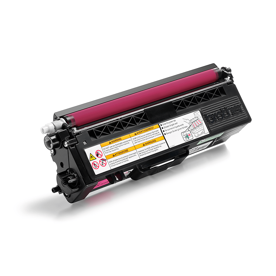 TN-325M toner magenta d'origine Brother à haut rendement 0