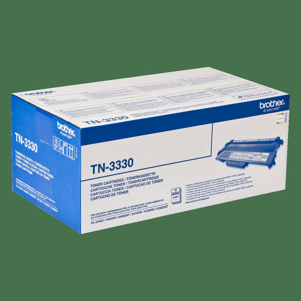 Brother TN3330 toner zwart - standaard rendement