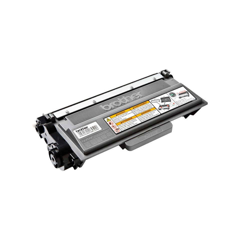 Brother TN3390 toner zwart - super hoog rendement 2