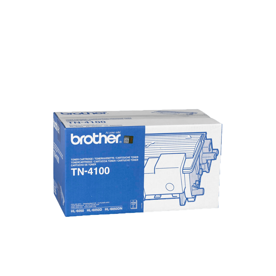 TN-4100 toner noir d'origine Brother