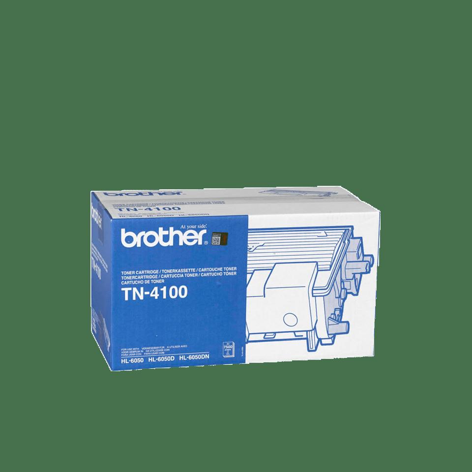 TN-4100 toner noir d'origine Brother 0