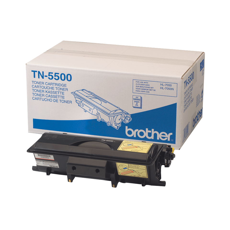 Brother TN5500 toner noir