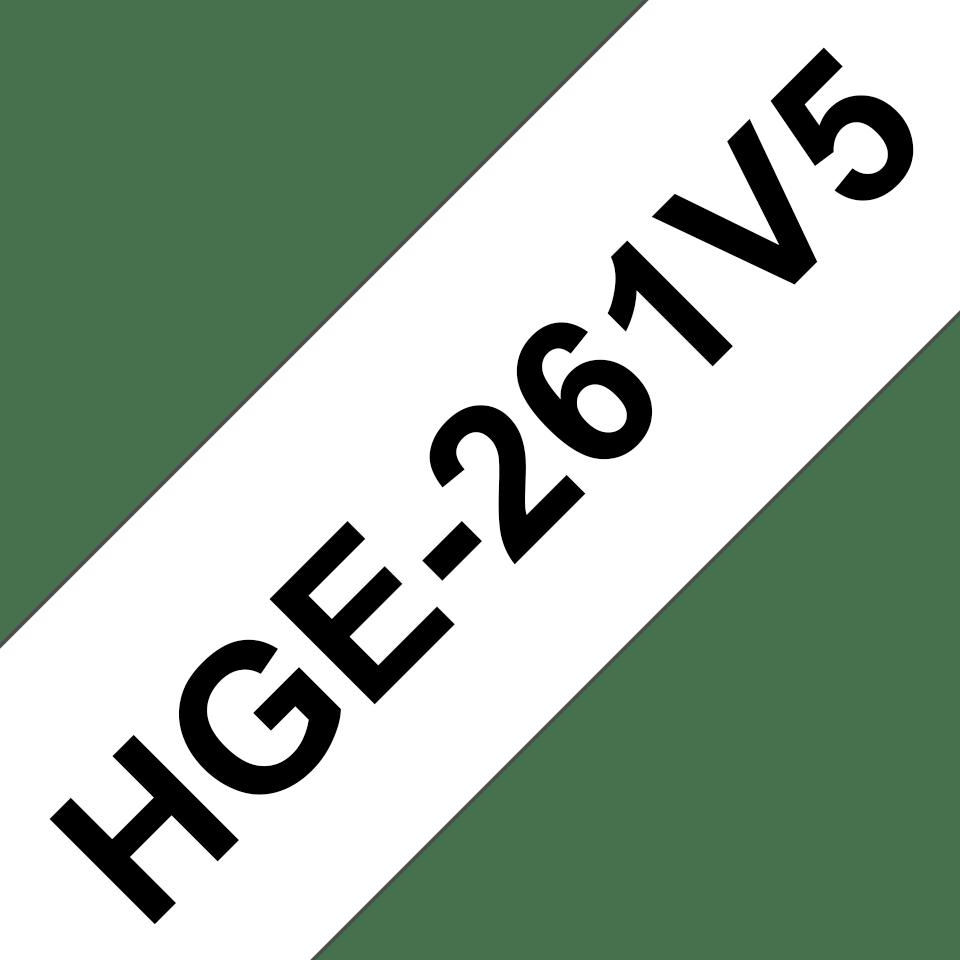Originele Brother HGe-261V5 high grade labels