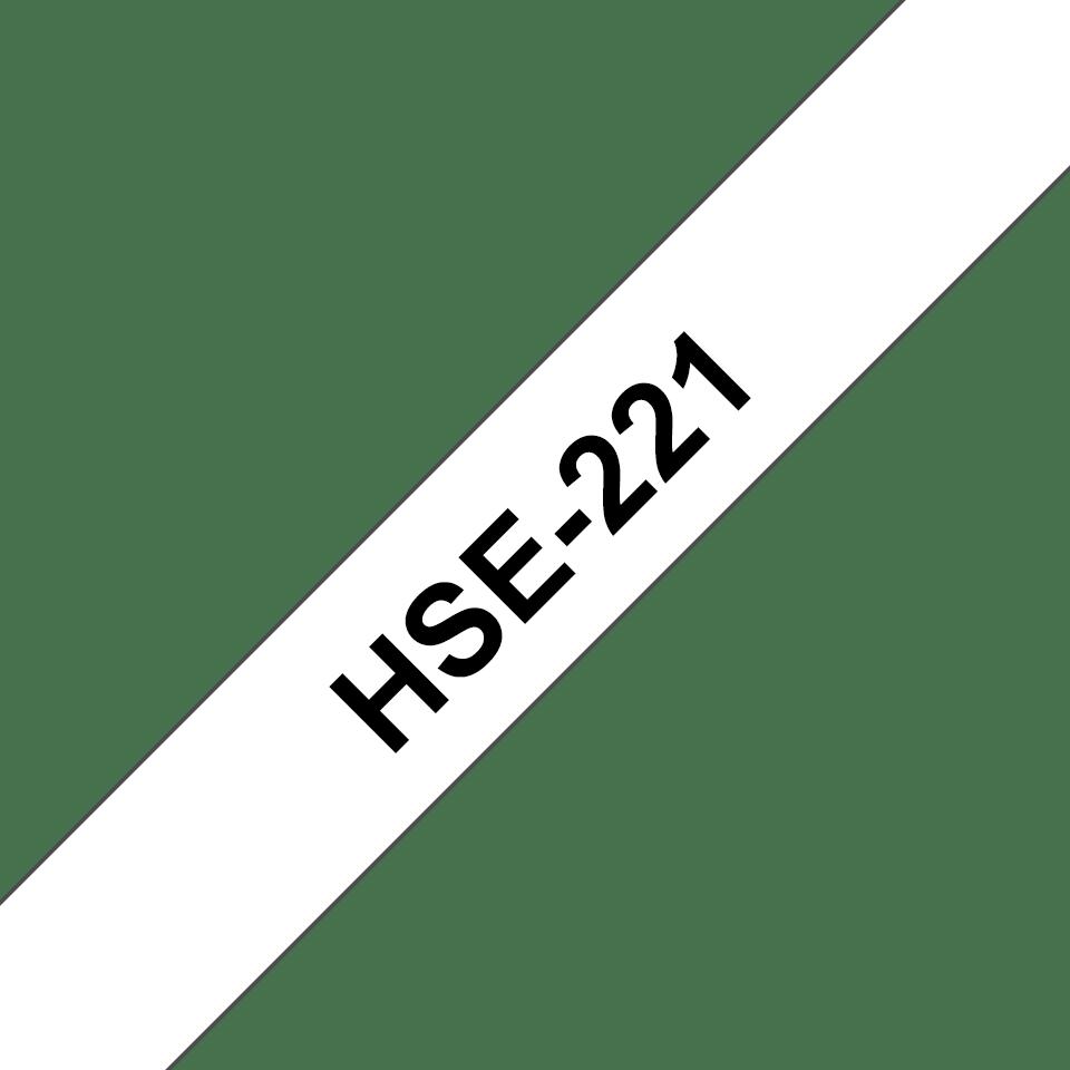 Originele Brother HSe-221 krimpkous labels