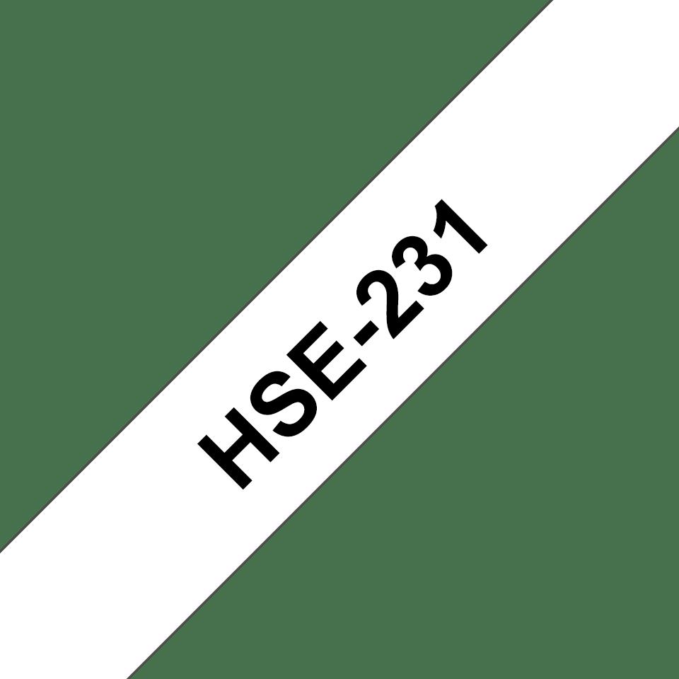 Originele Brother HSe-231 krimpkous labels