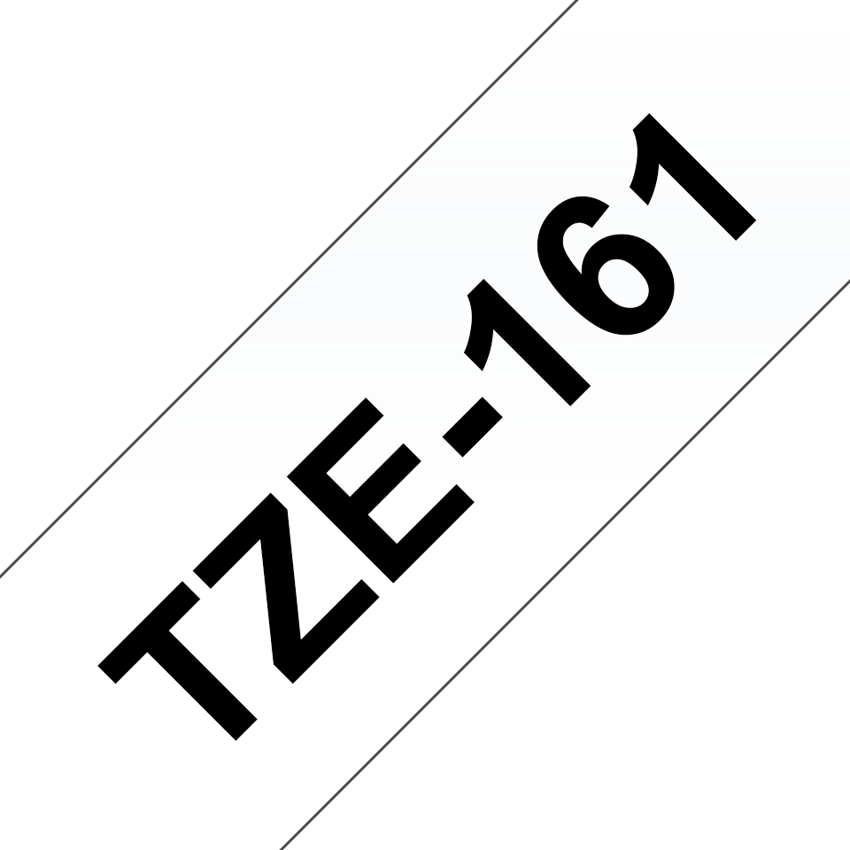 Brother TZe-161 36mm labeltape